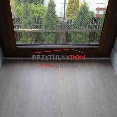 Baltic wood DĄB VILLA 1R CREAM LAKIER MAT