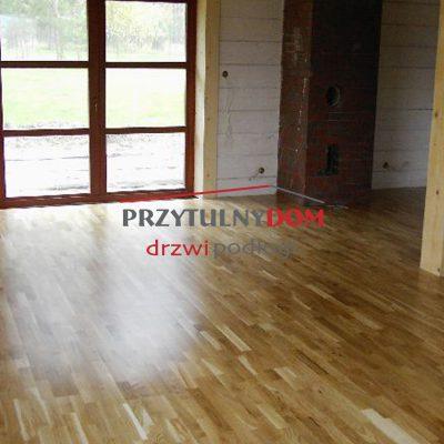 baltic wood DĄB COTTAGE 3R LAKIER PÓŁMAT