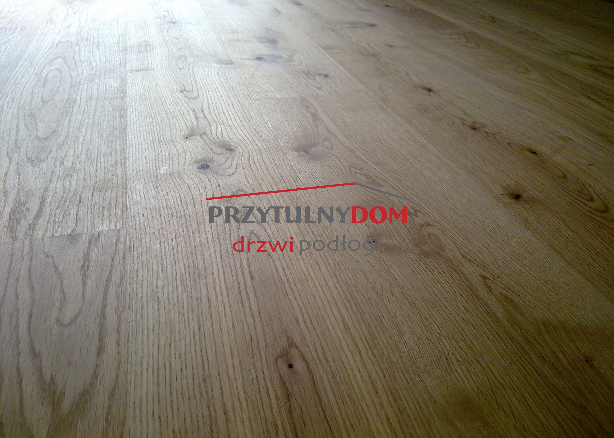 baltic wood DĄB RUSTIC 1R TRANSPARENTNY OLEJ ECO