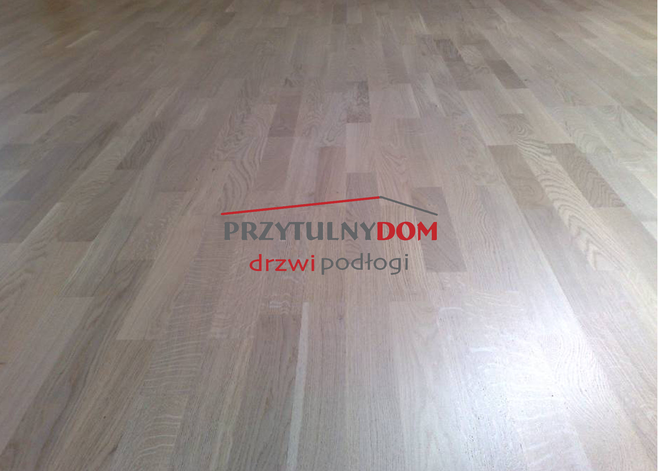 baltic wood DĄB VILLA 3R CREAM LAKIER MAT