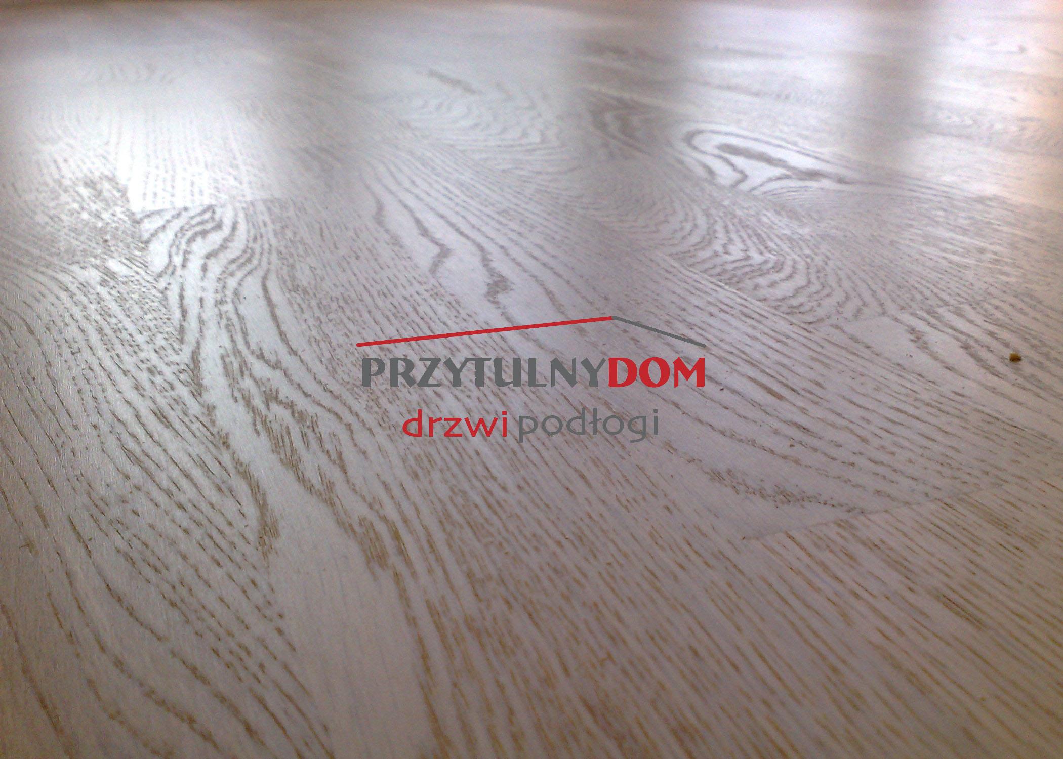 baltic wood Dąb rustic 3R olej biały