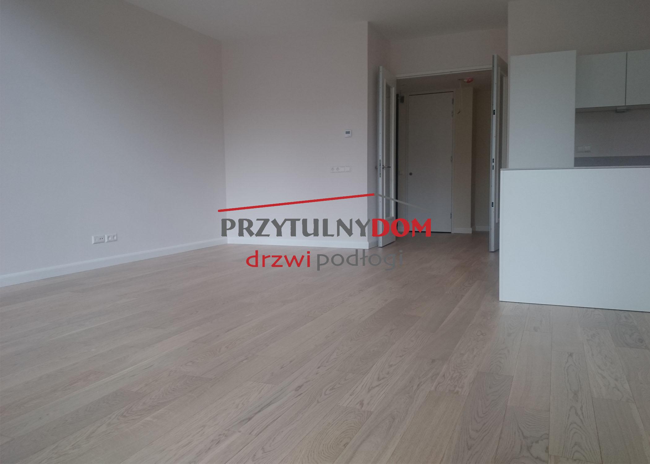 baltic wood HAPPINES DĄB COTTAGE 1R CREAM&CREAM LAKIER MAT SZCZOTKOWANY