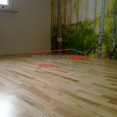 baltic wood JESION CLASSIC 3R LAKIER PÓŁMAT