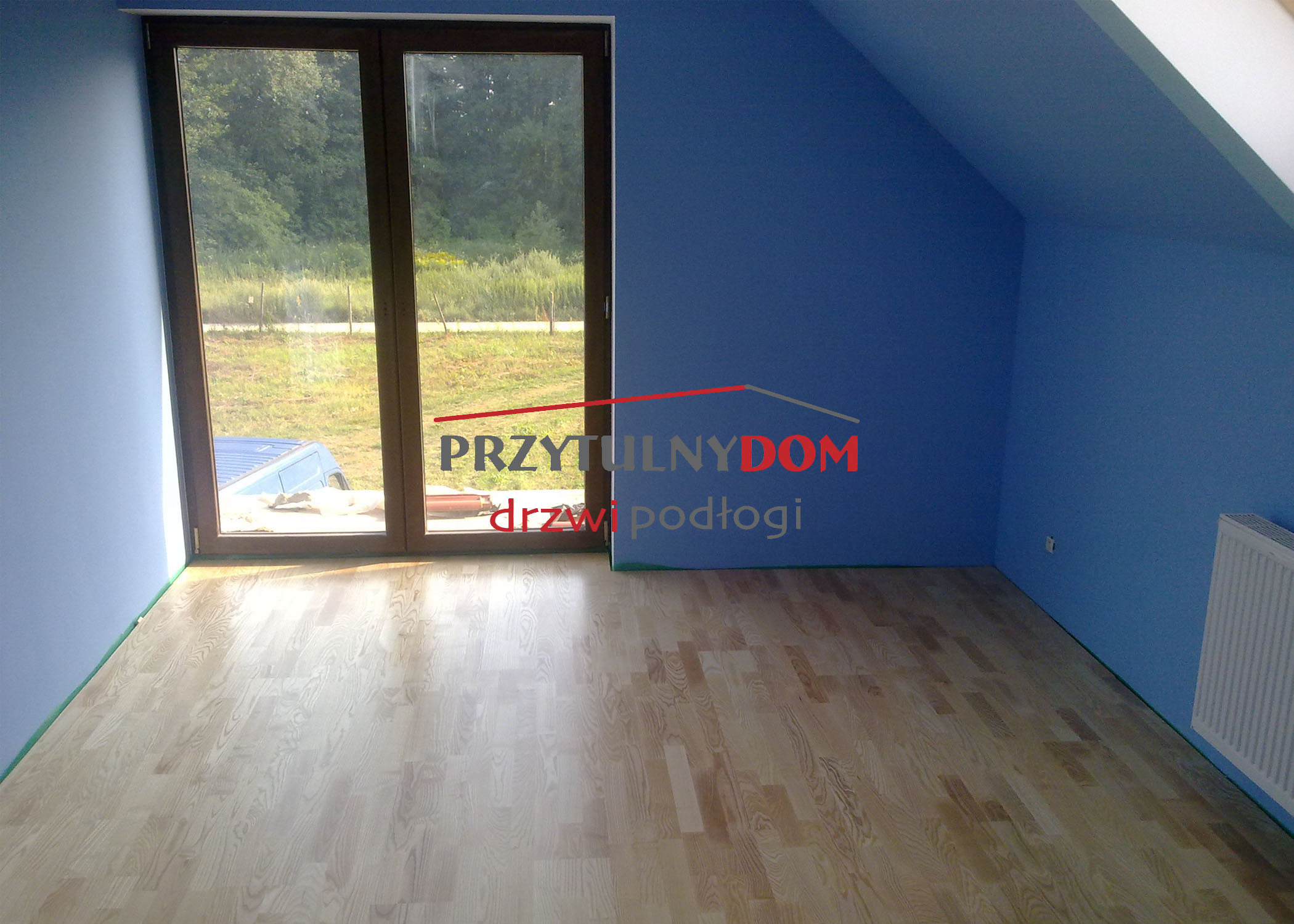 baltic wood JESION ELEGANCE 3R LAKIER PÓŁMAT