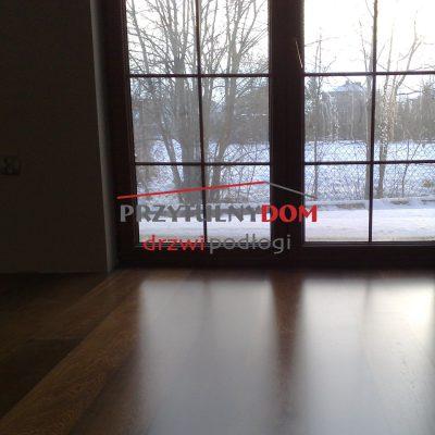 baltic wood dąb cocoa 1R lakier półmat