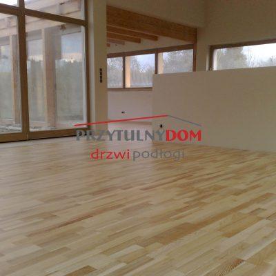 baltic wood jesion classic 3R cream&cream szczotkowany  lakier mat