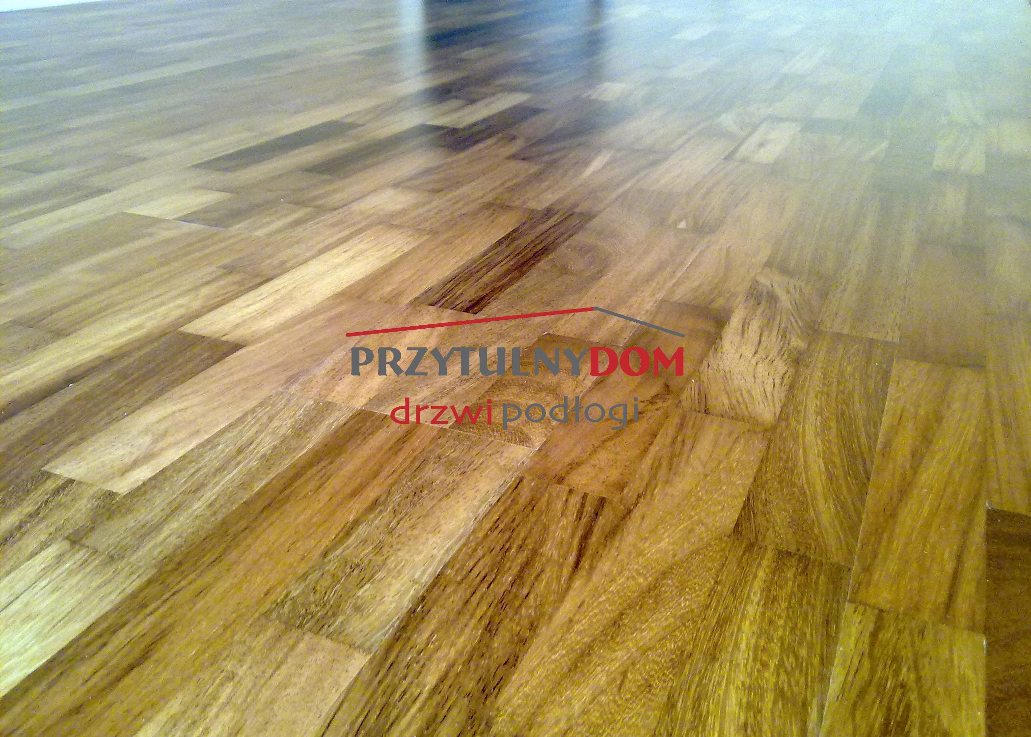baltic wood kambala 3R lakier półmat