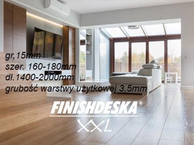 FINISHDESKA XXL 1400-2000/160-180/15mm